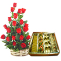 sweets to India by India Florist